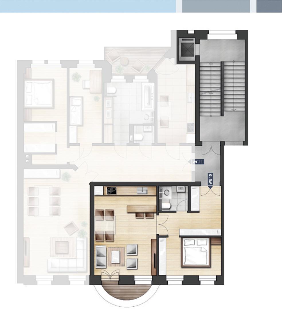 ja14 jahnallee 14 eigentumswohnungen im leipziger waldstra enviertel wohnung 10 3 og mitte. Black Bedroom Furniture Sets. Home Design Ideas